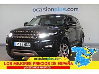 Land Rover Range Rover Evoque 2.2L SD4 4x4 Pure Aut. 140 kW (190 CV)