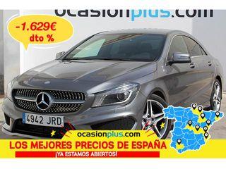 Mercedes-Benz Clase CLA CLA 200 d AMG Line 100kW (136CV)