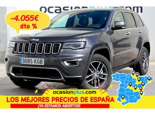 Jeep Grand Cherokee 3.0 V6 Diesel Limited 140 kW (190 CV)