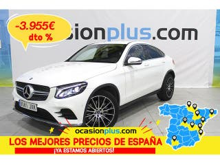 Mercedes-Benz Clase GLC GLC Coupe 220 d 4Matic 125 kW (170 CV)