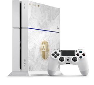 se vende PS4 edición limitada destiny