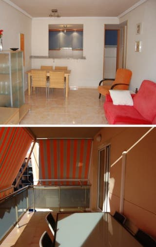 Apartamento vacacional en alquiler