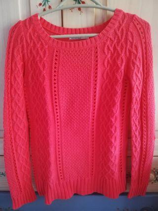 Jersey rosa punto