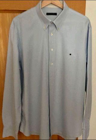 Camisa Purificación García Talla 5 Azul
