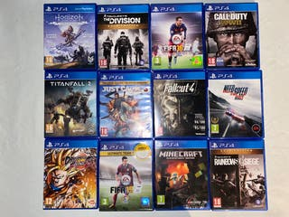 Juegos PLAYSTATION 4 PS4