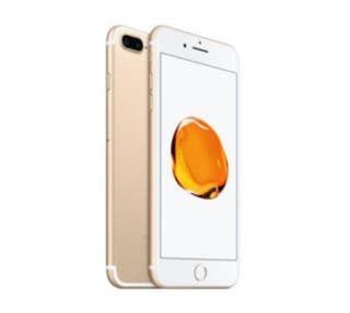IPhone 7 Plus 256 gb gold - oro a estrenar