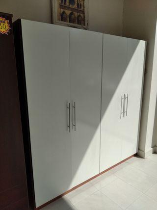 armarios 4 puertas