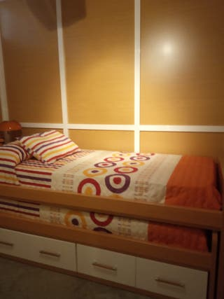 Vendo dormitorio infantil por no tener uso