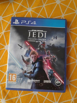 Jedi Fallen Order PS4