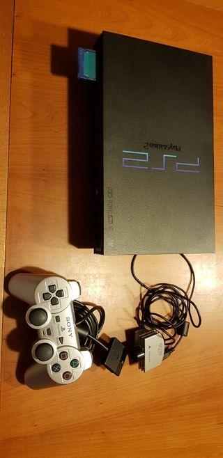 PlayStation 2 mas 10 juegos