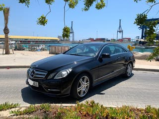 Mercedes-Benz Clase E Coupe 300