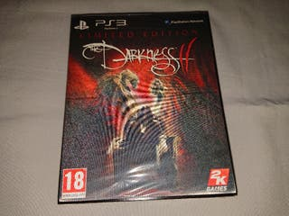 The Darkness II ps3 pal España precintado