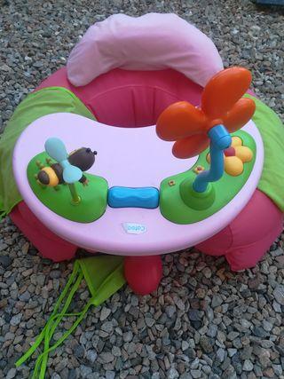 juguete para aguantar bebes
