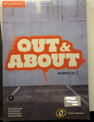 OUT & ABOUT WORKBOOK CAMBRIDGE