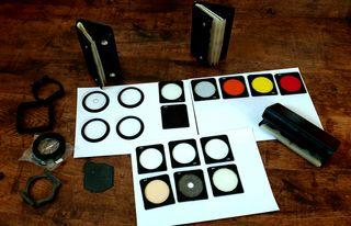 Filtro y portafiltros fotografía desde 12€