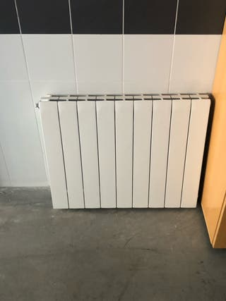 Radiador aluminio 9 módulos
