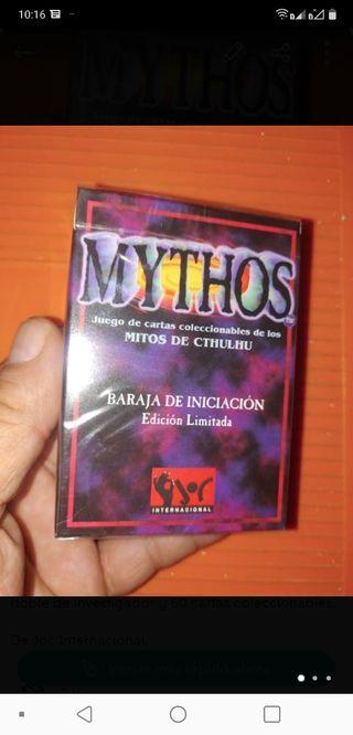 4 BARAJAS (2 de MYTHOS y 2 de SATM)