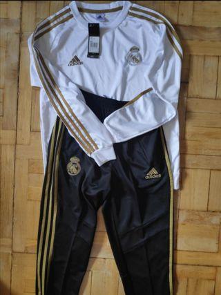 Real Madrid chándal nuevo