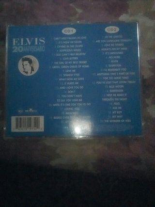 Disco Elvis 20 aniversario