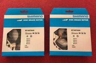 Discos de freno Shimano XTR