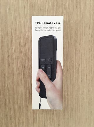 Funda mando Apple TV Nueva