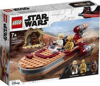 Lego Star Wars 75270 + 75271 nuevos