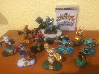 Lote Skylanders swap force