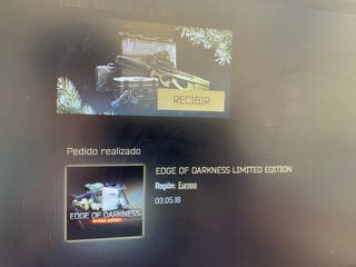 Escape from Tarkov EDGE OF DARKNESS Limited Ed