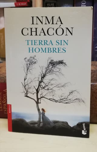 TIERRA SIN HOMBRES, INMA CHACON