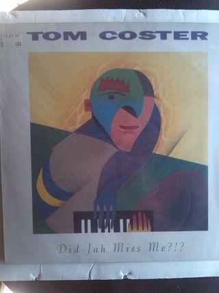 TOM COSTER - DID JAH MISS ME? 1993 LP