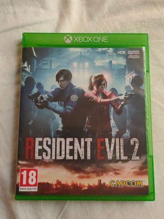 resident Evil RE2