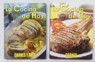 5 libros de cocina