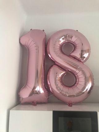 Pack 18 cumpleaños