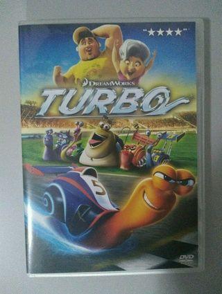 TURBO DVD - DreamWorks