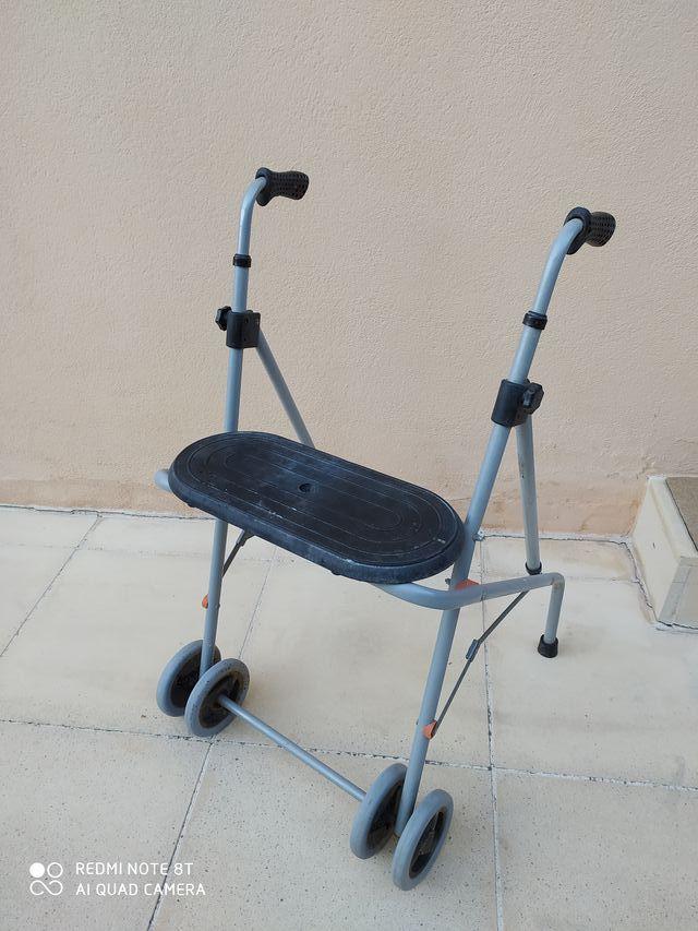 silla ducha discapacitados