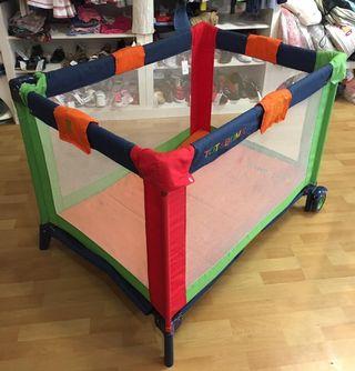 Parque infantil Prenatal de viaje