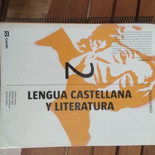 Vendo libro de Lengua Castellana y Literatura