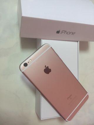 IPhone 6S Plus, 64 GB, Gold Rose