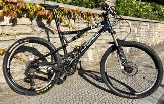 Bicicleta Cannondale RZ One Twenty 1