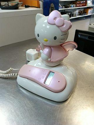 Teléfono Hello Kitty