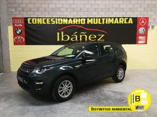 LAND ROVER DISCOVERY SPORT 2.0 TD4 4X4 PURE 150