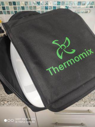 Bolsa transporte termomix