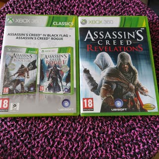 Pack Assassin's Creed XBOX 360