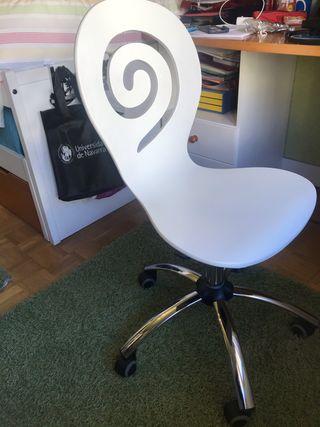 Silla de escritorio espiral
