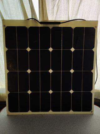 panel solar 50w monocristalino