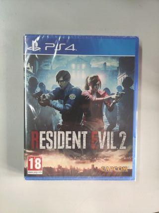 Resident Evil 2 - PS4 - Nuevo