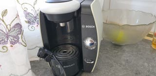 Cafetera Bosch Tassimo.