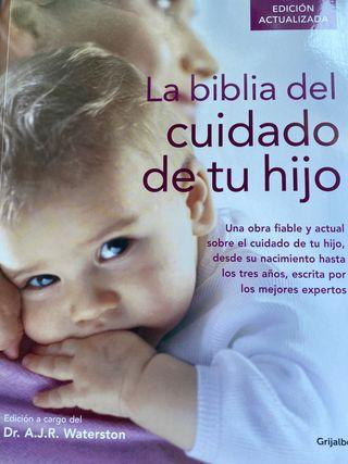 La Biblia del cuidado de tu hija