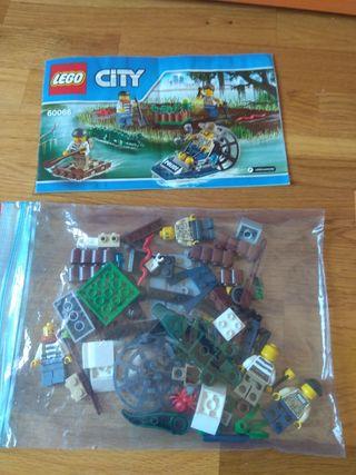 Lego. Policía de Pantano