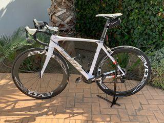 Bicicleta de carretera scott foil